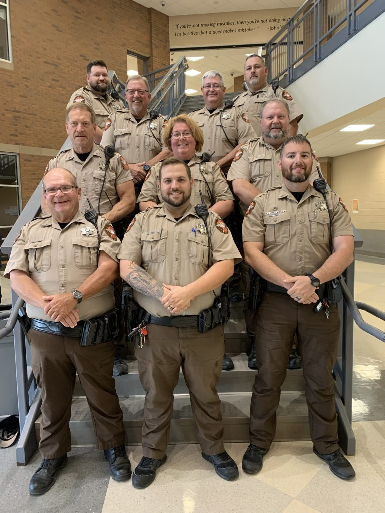 Photo of 2021 School Resource Officers